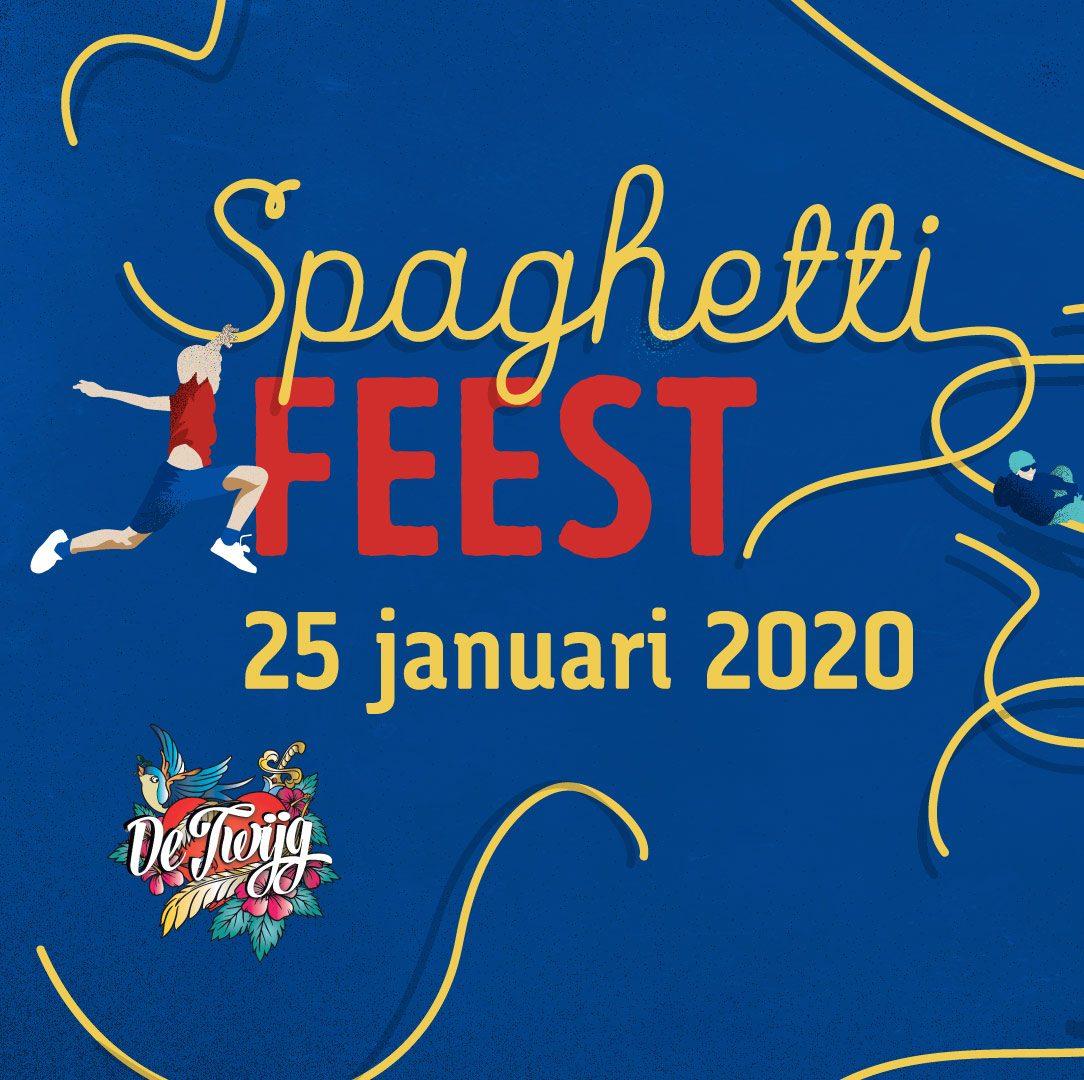 Spaghettidag 25/01/2020